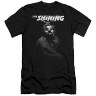 The Shining  Slim Fit Shirt Bear Black T-Shirt