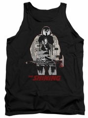 The Shining  Tank Top Come Out Come Out Black Tanktop