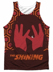 The Shining Tank Top Hallway Sublimation Tanktop