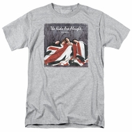 The Who Shirt The Kids Cover Athletic Heather T-Shirt
