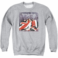 The Who Sweatshirt The Kids Cover Adult Athletic Heather Sweat Shirt
