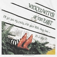 The Wizard Of Oz Size 7 Shirts