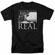The Word Alive Shirt Real Black T-Shirt