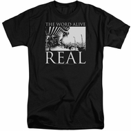 The Word Alive Shirt Real Black Tall T-Shirt