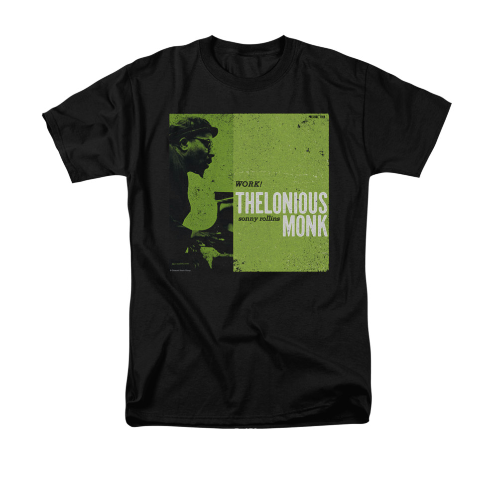 thelonious monk shirt work black t shirt thelonious monk