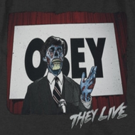 They Live Obey Shirts