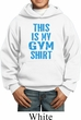 This Is My Gym Shirt Kids Hoody