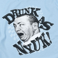 Three Stooges Drunk Shirts