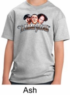 Three Stooges Kids T-shirt Funny Faces Youth Tee Shirt