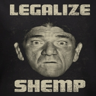 Three Stooges Legalize Shemp Shirts