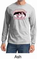 Three Stooges Long Sleeve Shirt Funny Attorneys At Law Shirt