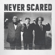 Three Stooges Never Scared Shirts