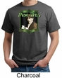 Three Stooges Organic T-Shirt Funny Moe Jito Adult Tee Shirt
