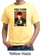 Three Stooges Organic T-shirt Viva La Stooges Big Moe Adult Tee Shirt