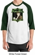Three Stooges Raglan Shirt Funny Moe Jito Adult Shirt