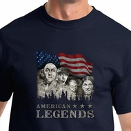 Three Stooges Rushmorons Shirts