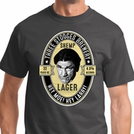 Three Stooges Shemp Lager Mens Shirts