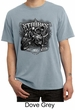 Three Stooges Shirt Bike Week Mens Pigment Dyed Tee T-Shirt