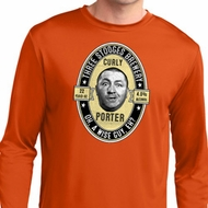 Three Stooges Tee Curly Porter Dry Wicking Long Sleeve