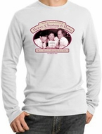 Three Stooges Thermal Shirt Attorneys At Law White Shirt