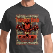 Thunder Road Mens Biker Shirts