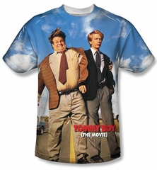 Tommy Boy Poster Sublimation Shirt
