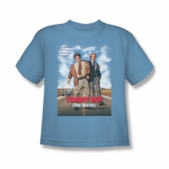 Tommy Boy Shirt Kids Movie Poster Carolina Blue Youth Tee T-Shirt