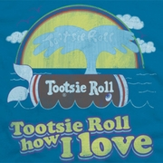 Tootsie Roll How I Love Shirts