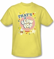 Blow Pop Kids T-Shirts - That's A Blow Pop Banana Tee Youth