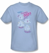Tootsie Roll Kids T-Shirts - Three Light Blue Tee Youth