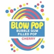 Blow Pop Ladies T-Shirts - Blow Pop Label White Tee