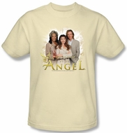 Touched By An Angel Kids T-Shirt - Cream Youth