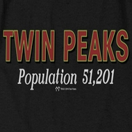 Twin Peaks Population 2 Shirts