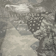 U.S. Army sublimation Country's Call
