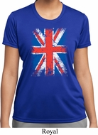 Union Jack Ladies UK Flag Shirts