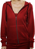 Unisex eco-HYBRID Premium Zip Hoody - Made in the USA