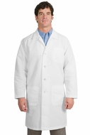 Upscale Medical Uniform Full Lenght Lab Coat