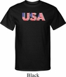 USA 3D Mens Tall Shirt