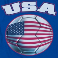 USA United States Soccer Futbol Shirts