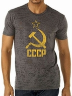 USSR Soviet Union T-shirts