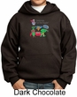 Vegan Kids Hoodie Sweatshirt – Eat Your Veggies Youth Hoody