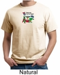 Vegan Organic Shirt – Eat Your Veggies Adult Tee Shirt