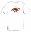 Vizsla T-shirt I'm a Proud Owner of a Vizsla No Need For Chew Toys Tee