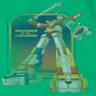 Voltron Distressed Defender Shirts