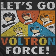 Voltron Force Shirts