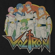 Voltron Group Shirts
