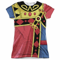 Voltron Zarkon Costume Sublimation Juniors Shirt