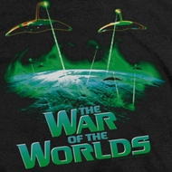War Of The Worlds Global Attack Shirts