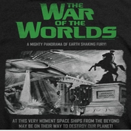 War Of The Worlds Town Attack Shirts