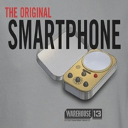 Warehouse 13 Original Smartphone Shirts